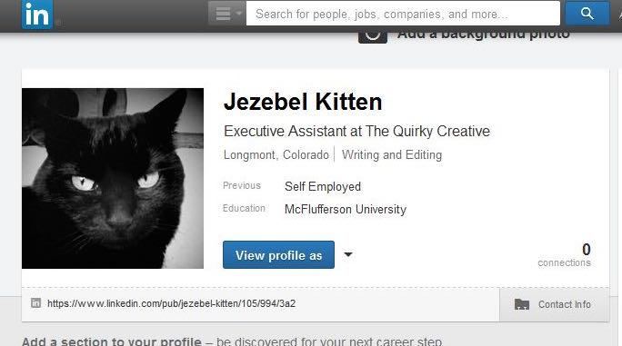how to improve LinkedIn profile